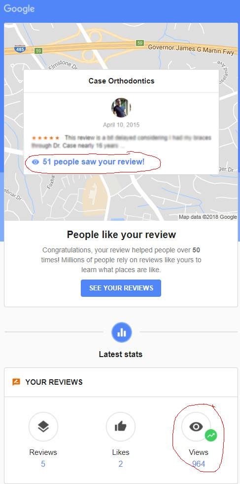Google My Business for your spray tan business